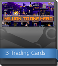 Million to One Hero Booster-Pack