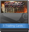 REVENGE: First Blood Booster-Pack