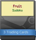 Fruit Sudoku Booster-Pack