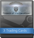 Project of the Developer Booster-Pack