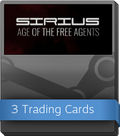 Sirius: Age of the Free Agents Booster-Pack