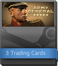 Army General Booster-Pack