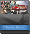 WARRIORS ALL-STARS Booster-Pack