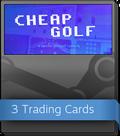 Cheap Golf Booster-Pack