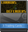 Cannons-Defenders: Steam Edition Booster-Pack