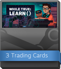 while True: learn() Booster-Pack