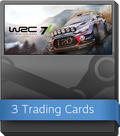 WRC 7 Booster-Pack