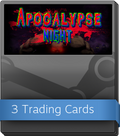 Apocalypse Night Booster-Pack