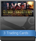 1 vs 1 : Global Operations Booster-Pack