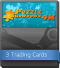 Puzzle Showdown 4K Booster-Pack