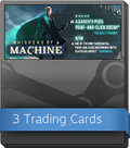 Whispers of a Machine Booster-Pack