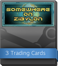 Somewhere on Zibylon Booster-Pack