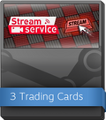 Stream Service Booster-Pack
