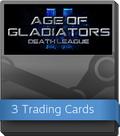 Age of Gladiators II: Death League Booster-Pack