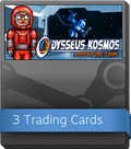 Odysseus Kosmos and his Robot Quest: Adventure Game Booster-Pack