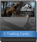 Jurassic World Evolution Booster-Pack