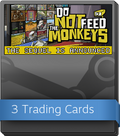 Do Not Feed the Monkeys Booster-Pack