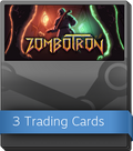 Zombotron Booster-Pack