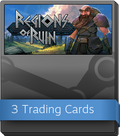 Regions Of Ruin Booster-Pack