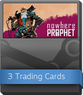 Nowhere Prophet Booster-Pack