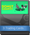 Donut County Booster-Pack
