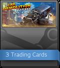 Car Demolition Clicker Booster-Pack