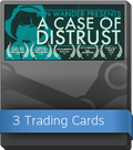 A Case of Distrust Booster-Pack