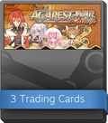 Record of Agarest War Mariage Booster-Pack