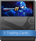Mega Man 11 / Rock Man 11 Booster-Pack