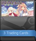 KARAKARA2 Booster-Pack