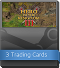 Hero of the Kingdom III Booster-Pack
