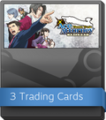 Phoenix Wright: Ace Attorney Trilogy / 逆転裁判123 成歩堂セレクション Booster-Pack