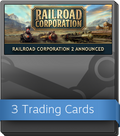Railroad Corporation Booster-Pack