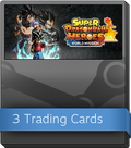 SUPER DRAGON BALL HEROES WORLD MISSION Booster-Pack