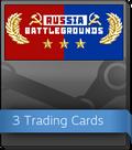 RUSSIA BATTLEGROUNDS Booster-Pack