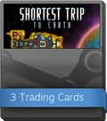 Shortest Trip to Earth Booster-Pack