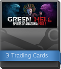Green Hell Booster-Pack