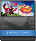 Kaze and the Wild Masks Booster-Pack