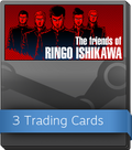 The friends of Ringo Ishikawa Booster-Pack
