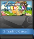 Katamari Damacy REROLL Booster-Pack