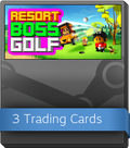 Resort Boss: Golf Booster-Pack