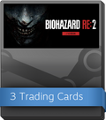 BIOHAZARD RE:2 Z Version Booster-Pack