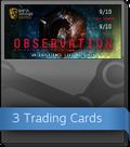 Observation Booster-Pack
