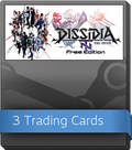 DISSIDIA FINAL FANTASY NT Free Edition Booster-Pack