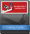 Big Brother Is Shaping You Booster-Pack