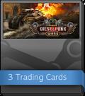 Dieselpunk Wars Booster-Pack