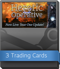 Heretic Operative Booster-Pack