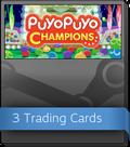 Puyo Puyo Champions - ぷよぷよ eスポーツ Booster-Pack