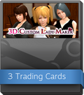 3D Custom Lady Maker Booster-Pack