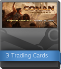 Conan Unconquered Booster-Pack